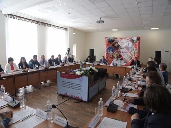 Меры поддержки туристической отрасли обсудили представители власти в Вытегорском районе