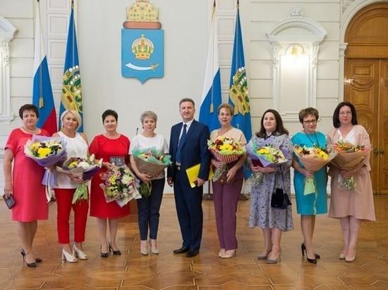 В Астрахани чествовали работников социальной отрасли