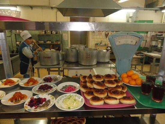 Роспотребнадзор: все школы Костромской области имеют условия для организации питания
