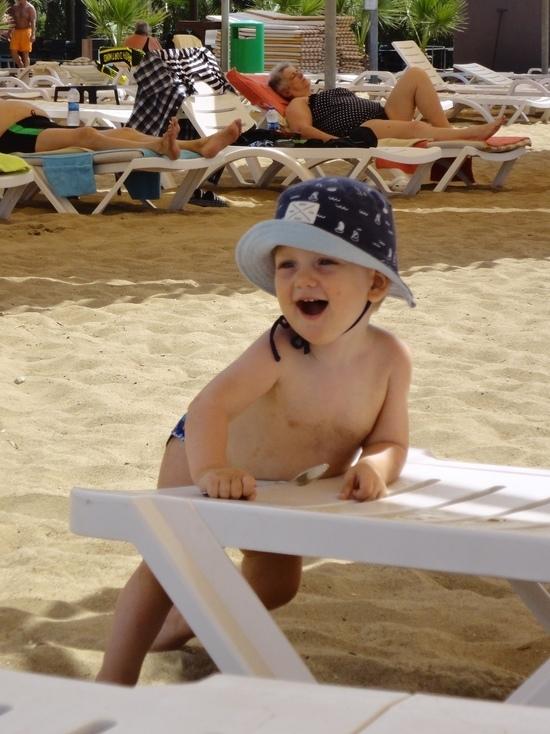 Как отдохнуть в отпуске с маленьким ребенком так, чтобы отдохнуть