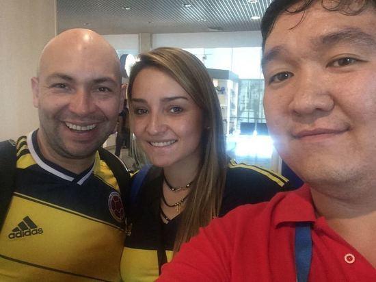Уфимский аэропорт встречает и провожает болельщиков чемпионата мира по футболу