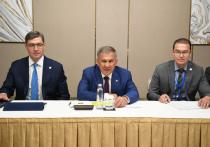Президент Татарстана пригласил генсека Совета исламских банков на KazanSummit-2019