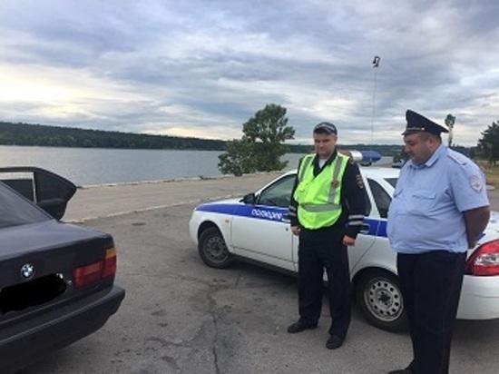 Первый рейд отцовского патруля состоялся в Калуге