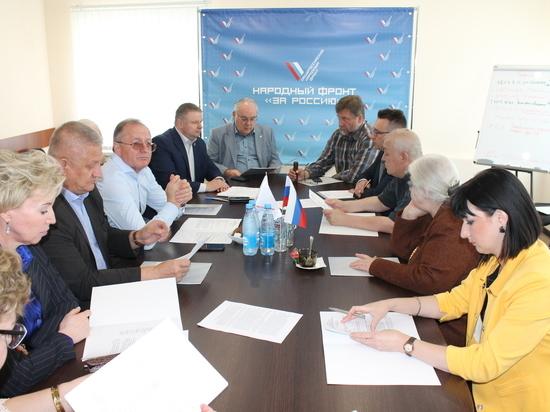 Тульская область признана лидером в «генеральной уборке» ОНФ