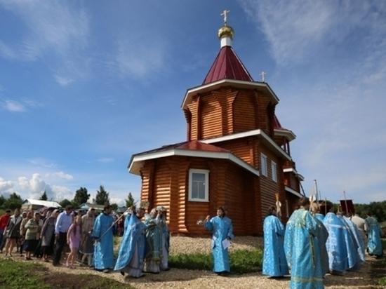 В Мордовии освятят новую часовню
