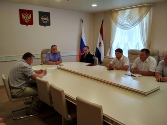 Представлен новый руководитель Ковылкинского межрайонного следственного отдела СУ СКР по Мордовии