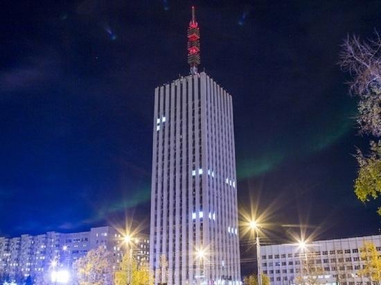 Дым без огня: вчера в Архангельске горела высотка?