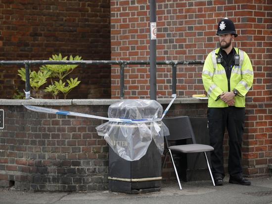 Эксперт обвинил Лондон в утрате контроля за химоружием на своей территории