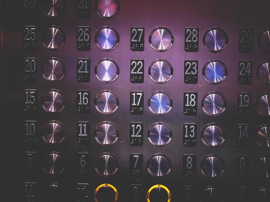 Лифт спассажиром упал с40 этажа в столице России