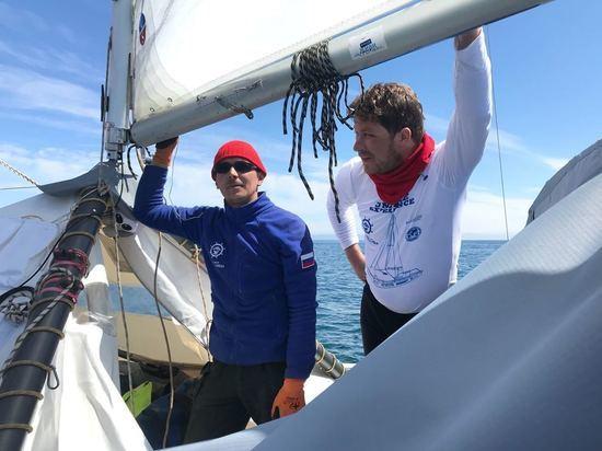 Экспедиции «Байкал-Аляска» преодолела треть маршрута 2018 года