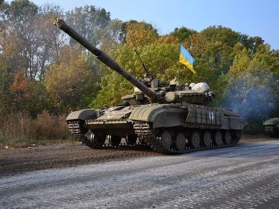 «Заходим в Москву»: МВД Украины помечтало об «идеальном» возвращении Донбасса