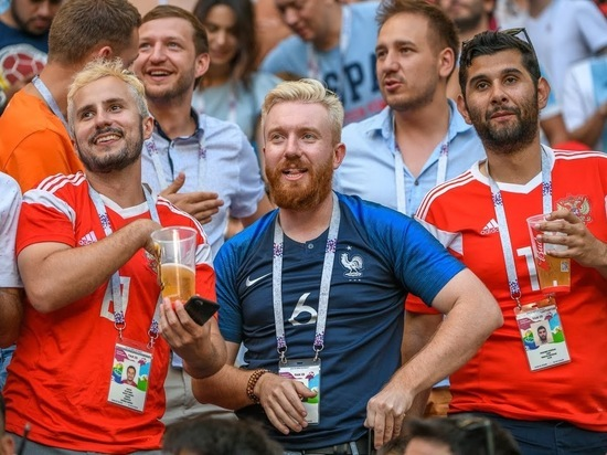 ЧМ-2018 в Казани: за время мундиаля болельщики выпили в городе почти 88 тысяч литров пива