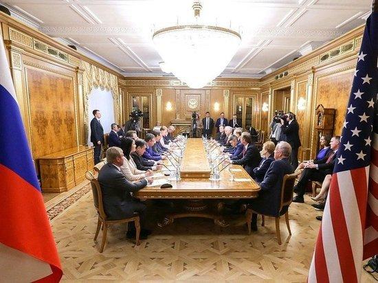Госдума встретила конгрессменов США стоя и аплодисментами