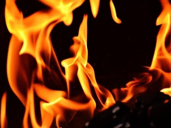 21-летний мужчина пострадал в результате пожара в Кандалакше