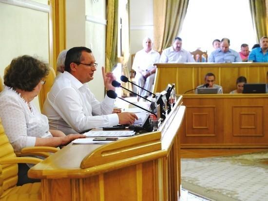 В областной Думе обсудили взаимодействие с районами