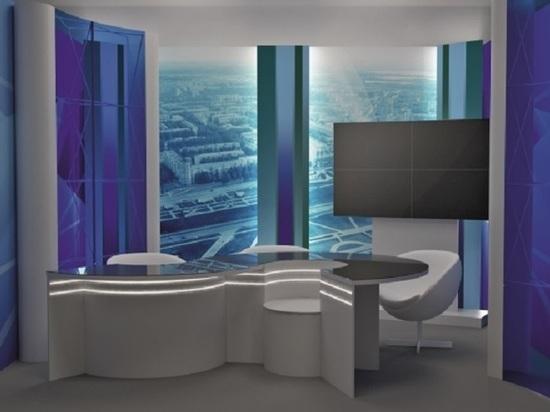 Томский Белый дом закупает видеокамеры и мебель для ТВ-студии