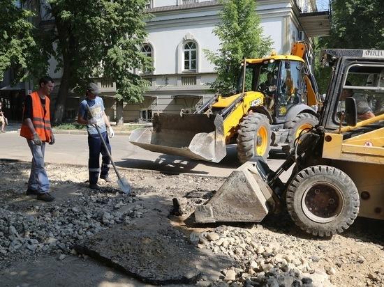 В Казани из-за ремонта дорог перекрыли пять улиц