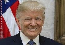 """Президент США Дональд Трамп заявил, что не понимает позицию руководства Германии, которое платит России огромные деньги за поставку энергоресурсов, но в это же время воспринимает своего поставщика как врага и """"хочет защититься"""" от него"""