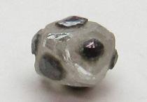 Обнаружен уникальный алмаз-«мяч»: его подумывают назвать в честь Акинфеева