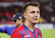 Александр Головин перешел из ЦСКА в