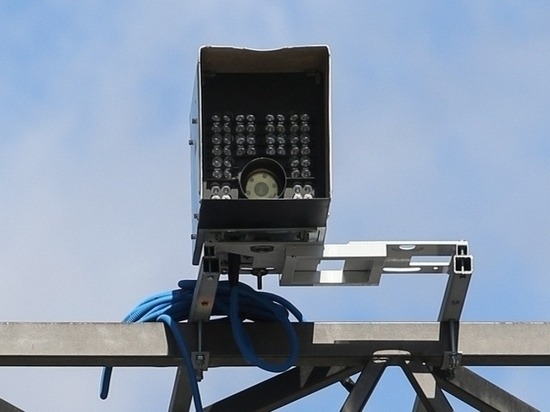 На омском мосту появятся интеллектуальные камеры слежения