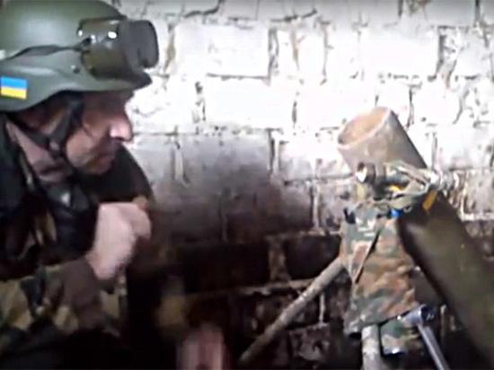 Неисправный миномет разорвал украинских героев АТО