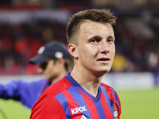 Полузащитник Александр Головин может перейти в«Челси»