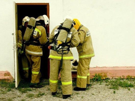 Пожар в жилом доме произошел в Приморье