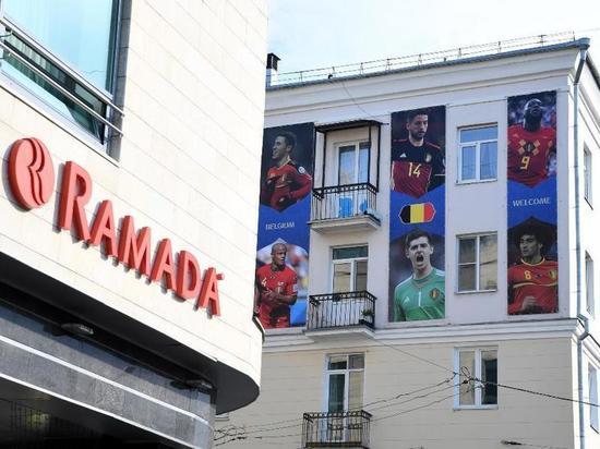 В Казани сборной Бельгии пообещали граффити в случае победы в ЧМ-2018