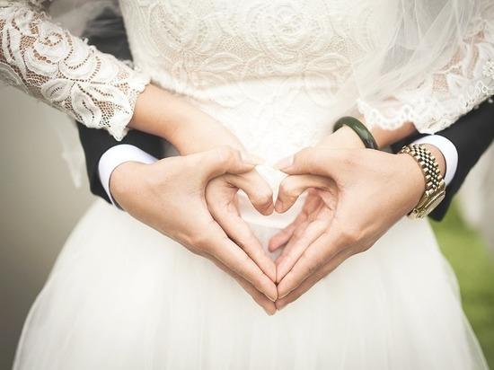 В Тамбове в этом году поженились более 800 пар