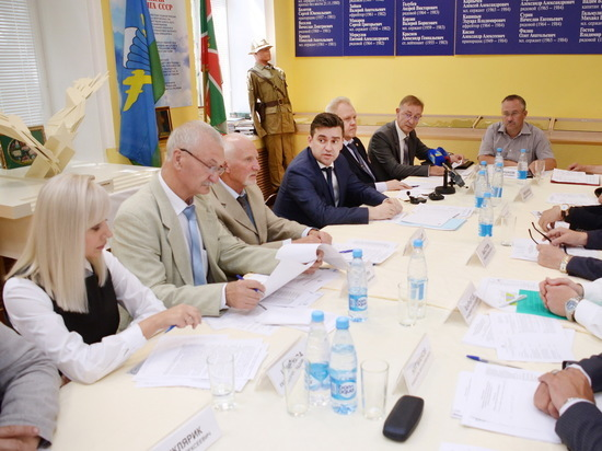 В Иванове прошло очередное собрание координационного совета