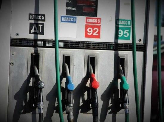 Бензин в Карелии начал дешеветь