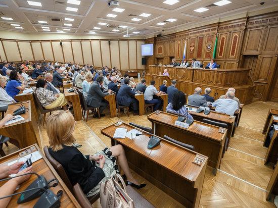 Госсовет Татарстана начал наступление на будущих пенсионеров