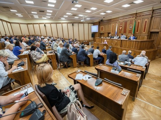 В Госсовете Татарстана поддержали законопроект о повышении пенсионного возраста