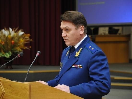 Вадим Антипов назначен прокурором Нижегородской области