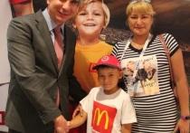 Капитана бельгийской сборной Жоао Миранда вывел на «Казань Арену» ребенок-герой