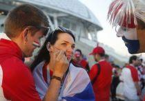 Сборная Хорватии в дополнительное время вышла вперед
