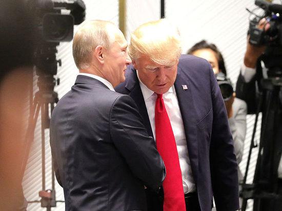 Советники Трампа опасаются, что онпойдет науступки навстрече сПутиным