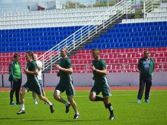 В Саранске проходят учебно-тренировочные сборы футбольных судей и ассистентов арбитров