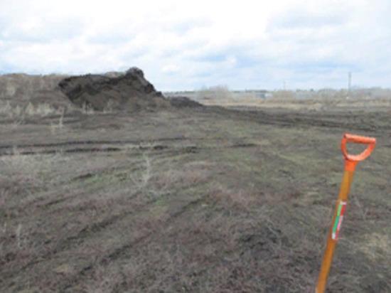 В Оренбуржье «ООО «Римит» оштрафовали за самовольное снятие и перемещение плодородного слоя почвы