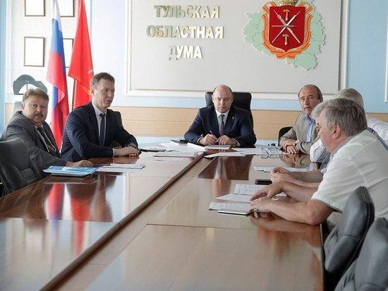 В Тульской области будут повышать производительность труда