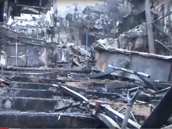 СК задержал начальника службы пожаротушения по делу