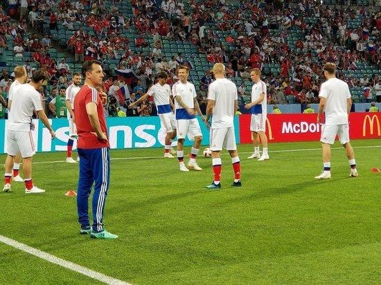 Футбольная математика четвертьфинала: России на ЧМ нужно чудо