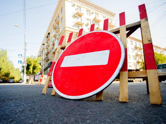 На юге Волгограда ремонтируют сразу пять улиц