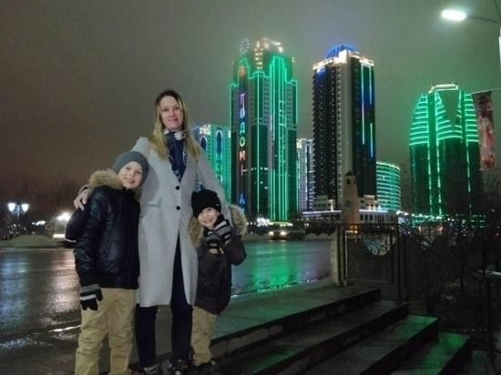 Многодетная семья из Волгограда не боится путешествовать