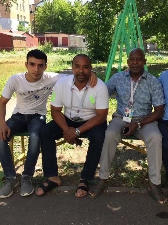 Пристав из Татарстана помог найти утерянные документы отцу бельгийского футболиста Мусы Дембеле