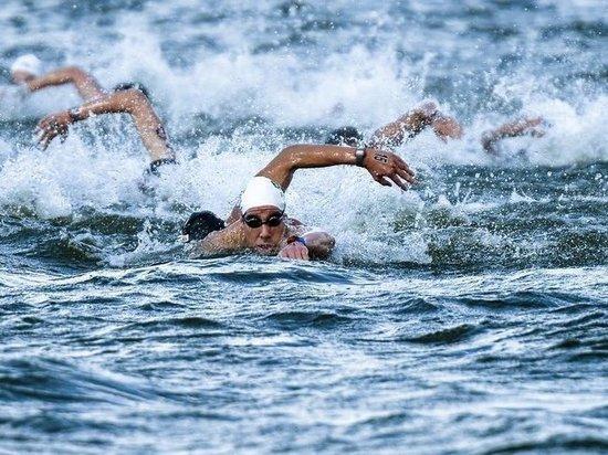Объявлен первый в истории победитель заплыва в открытой воде Sviyaga Swim