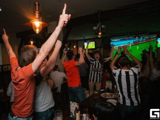 Аншлаг: в барах Калуги не осталось ни одного свободного места на субботний вечер