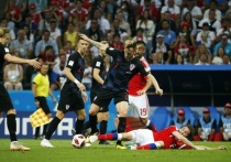 Черчесов после поражения от Хорватии на ЧМ-2018: «Хотелось еще повоевать»