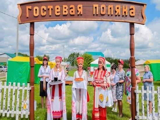 Под Казанью прошел праздник мордовской культуры